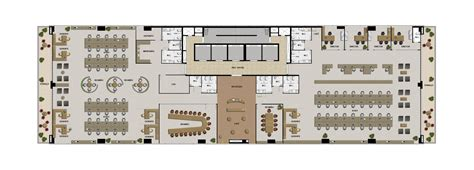 typical office floor plan open office space only then spaceplanning thraam com