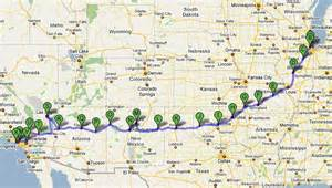 Route 66 Maps by Route 66 Map Hd Wallpaper 18 Pictures To Pin On Pinterest