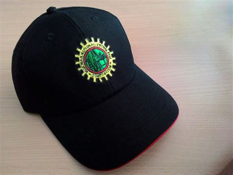 Baseballcap Polosan topi hitam variasi konveksi topi