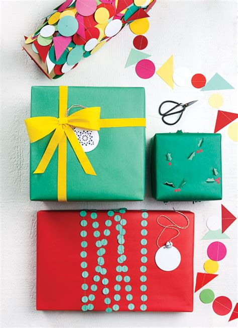 Wrapping Paper Crafts - 20 ways to get your craft on chatelaine