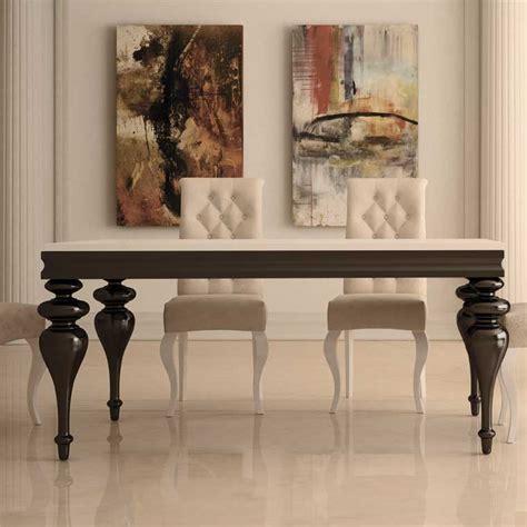 mesa comedor marsella patas torneadas venta en sillasonline