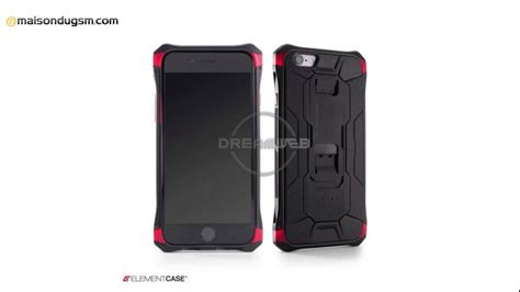 Element Iphone 6 Sector Black Ops coque element sector black ops iphone 6 noir