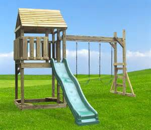 Wooden Swing Sets Wooden Swing Set The Dreamtime For The Home