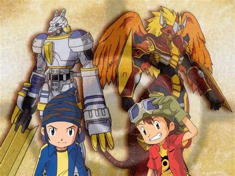 Digimon Frontier digimon frontier images digimon frontier wallpaper and background photos 21030869