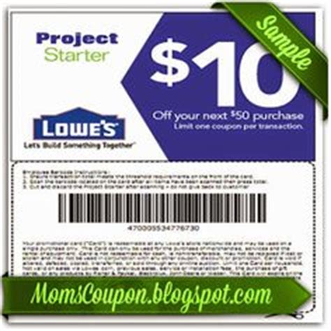 image gallery lowe s coupons 2015