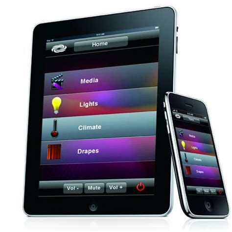 creston home automation app
