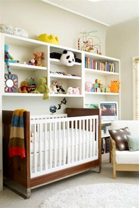 kleines schlafzimmerdekor babyzimmer einrichten 25 kreative ideen f 252 r kleine r 228 ume