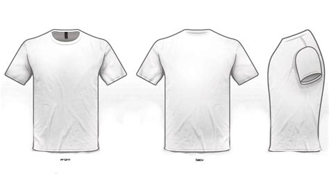white t shirt template design a t shirt that illustrates the cutest original