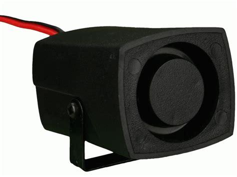 Piezo Hl004 Speaker Mini install bay ibsirenm easy to handle durable mini piezo siren speaker each ist13 ibsirenm