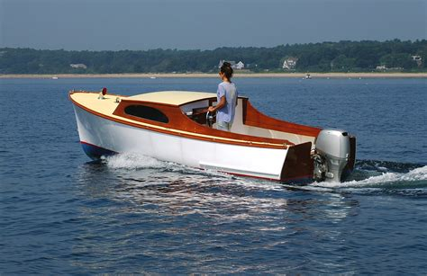 small boat monthly sam crocker s small outboard skiff small boats monthly