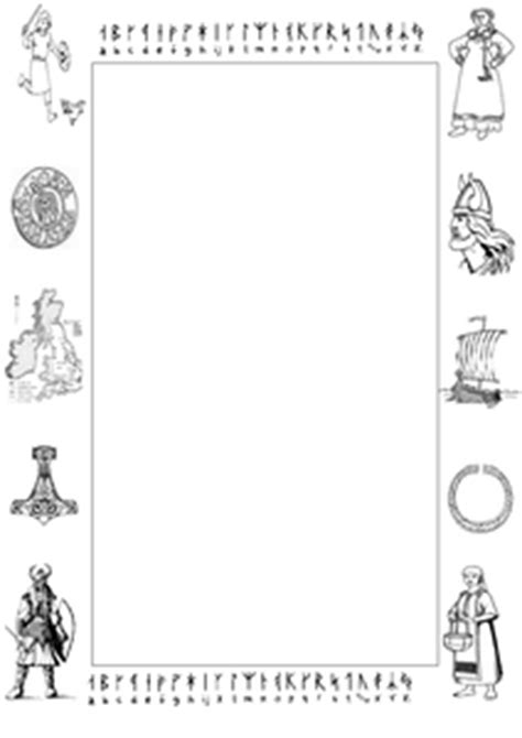 Viking Writing Template the vikings by mrsbourdon uk teaching resources tes