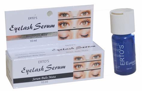 Harga Ertos Eyelash Serum Original ertos eyelash serum original bpom pusat stokis agen