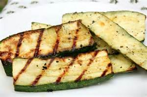 grilled zucchini the happy housewife cooking