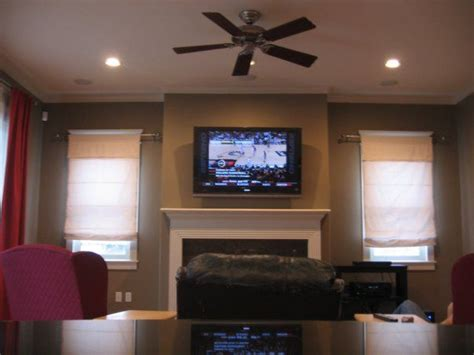 flat screen tv fireplace 18 best images about fireplaces on tv