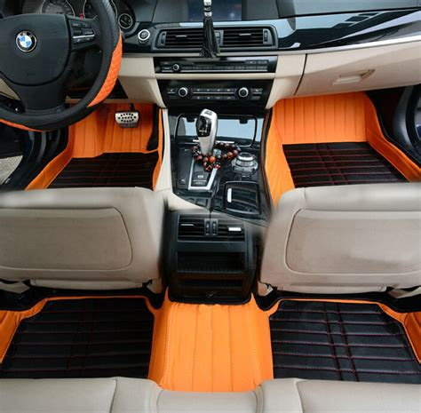 Personalized Floor Mats For Trucks by Buy Wholesale Personalized Pu Leather Tailored Auto Carpet