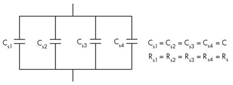 capacitor esl calculator esr of capacitor in parallel 28 images pdn basics paralleling tantalum and ceramic