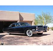 1968 Cadillac Fleetwood Brougham For Sale Id 24477