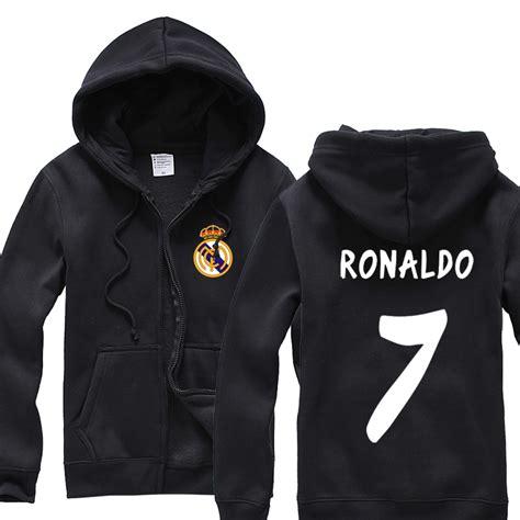 Rompi Sweater Real Madrid Cr7 real madrid cristiano ronaldo hoodie sweaters