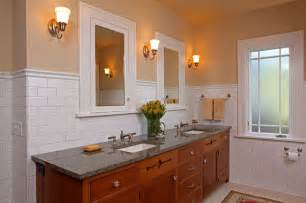 bungalow bathroom ideas st paul bungalow remodel craftsman bathroom