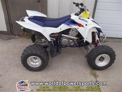 2012 Suzuki Ltz400 Suzuki Ltz400 Motorcycles For Sale
