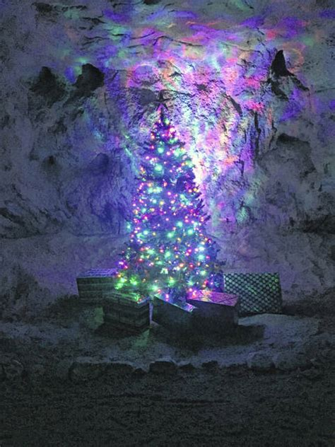 minford ohio christmas cave cave opens for season portsmouth daily times