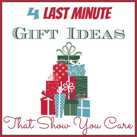 last minute gift ideas 4 last minute gift ideas our of earthour of