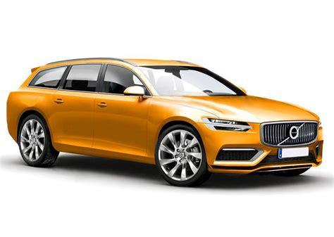 New 2019 Volvo V60 by 2019 Volvo V60 Review T5 Release Spirotours