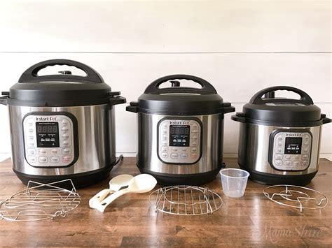 quot i my instant pot goldilocks and the three instant pots mamashiremamashire