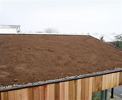 lindum lightweight extensive green roof substrate lindum turf esi building design