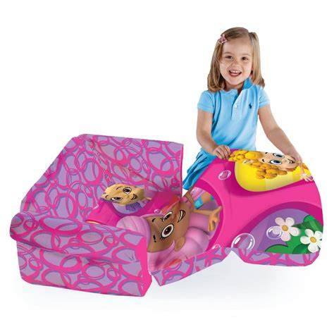 bubble guppies couch spin master marshmallow furniture flip open sofa bubble