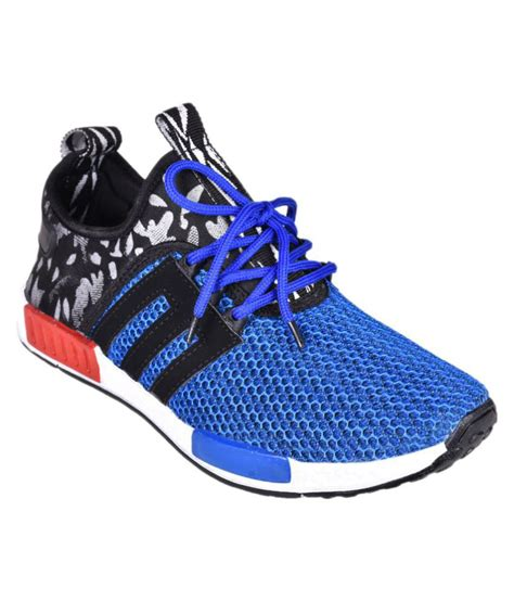 sport track shoes shoebook shoebook s blue sport shoes blue running