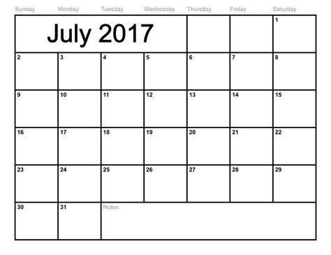 printable editable calendars 2017 july 2017 calendar editable calendar template letter