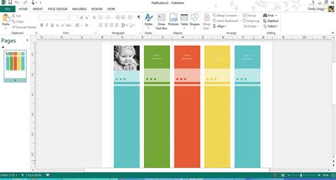 Write Faster With These Microsoft Office Templates Microsoft Office Bookmark Template