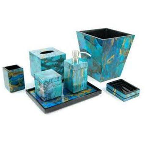 Aqua Blue Bathroom Accessories aqua blue bathroom accessories tsc