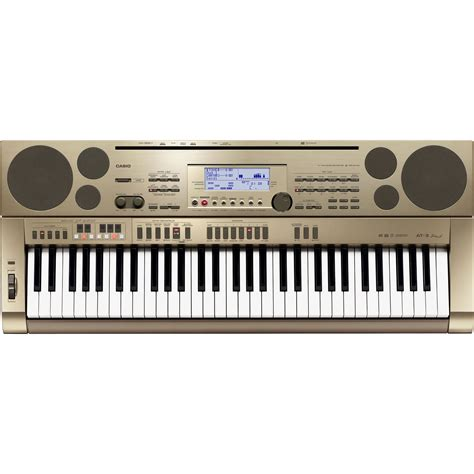 Keyboard Casio 3 Jutaan Casio At 3 Portable Keyboard At3 B H Photo