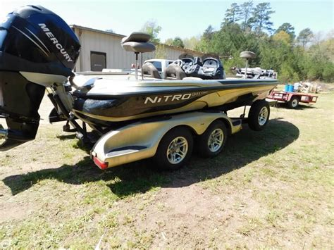 nitro bass boat dealers in alabama 2006 used nitro 911 cdc bass boat for sale 25 000
