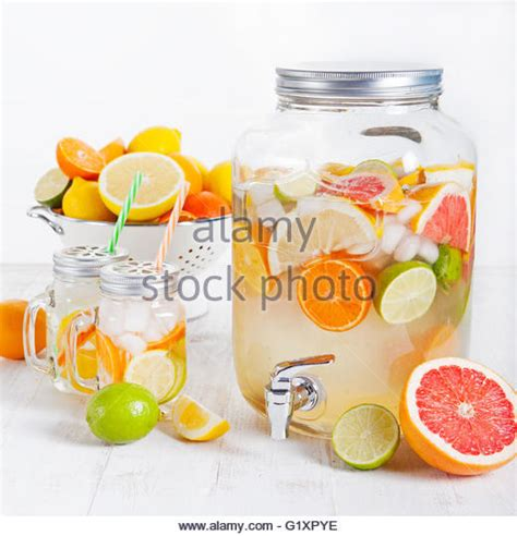Robb Fruit Detox Womans World by Beverage Dispenser Stock Photos Beverage Dispenser Stock