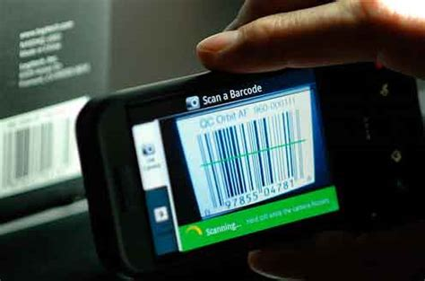 scanner app android top best qr code barcode scanner android app free mobile phone tablet