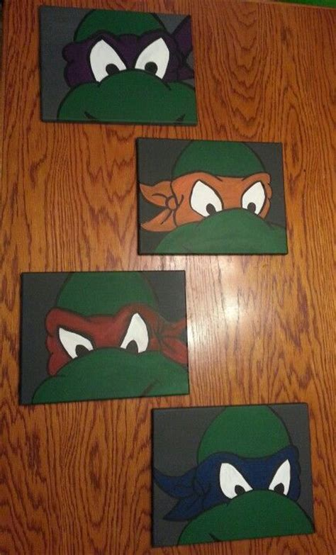 ALL NEW DIY NINJA TURTLE ROOM DECOR   DIY Room Decor