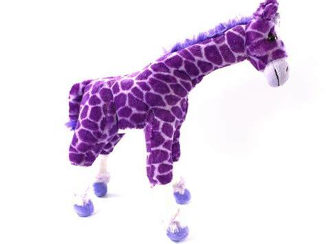 cat purple giraffe purple plush giraffe stuffed animal purpleologist
