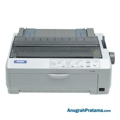 Printer Epson Dot Matrix Terbaru jual epson lq 590 dot matrix printer dot matrix terbaru harga murah dan bergaransi resmi