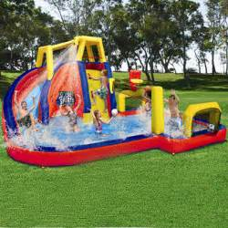 Backyard Water Slide Backyard Water Slides Banzai From