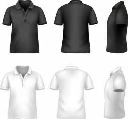 free polo shirt template blank t shirt free vector in adobe illustrator ai