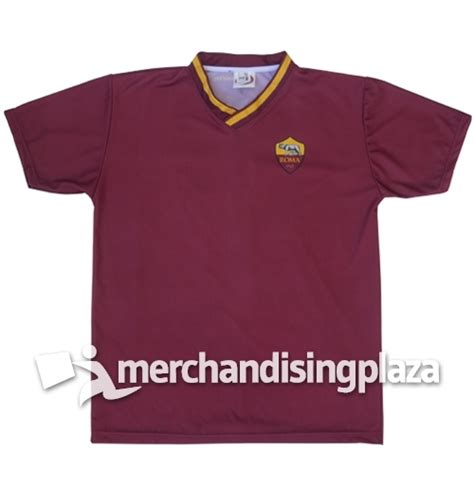 Jersey As Roma Home 3 as roma home 2017 2018 replica jersey schick 14 for only 163 21 83 at merchandisingplaza uk