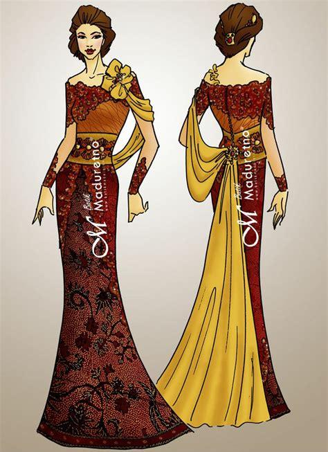 gaun pengantin 002 desain kebaya pesta ds kby 002 kami menerima design dan