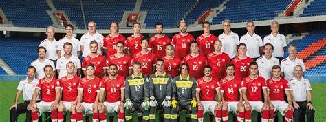 Schweizer Nationalmannschaft Fc Freienbach Die Schweizer Nati Auf Der Chrummen