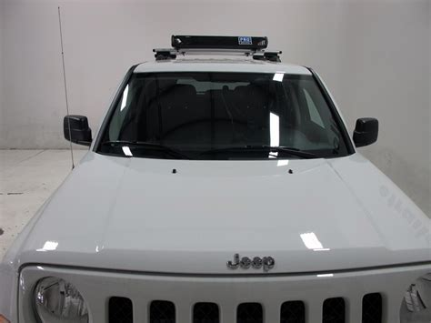 Jeep Roof Top Cargo Carrier 2014 Jeep Patriot Pro Series Big Sky Roof Mounted Cargo
