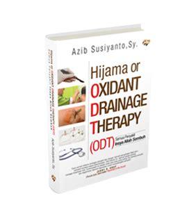 Hijama Or Oxidant Drainage Therapy Odt Hardcover hijama or oxidant drainage therapy 171 toko produk helmi