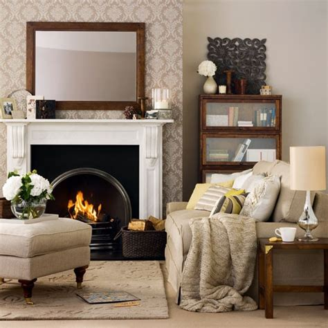 Cosy Stylish Living Room Living Room Decorating Ideas Stylish Living Rooms