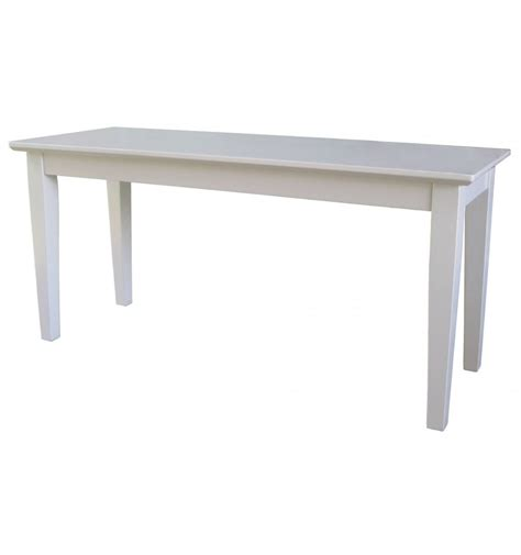 simply benches 39 inch shaker benches simply woods furniture